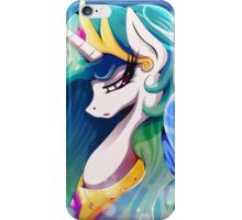 Sisters of Canterlot - with Background iPhone Case/Skin