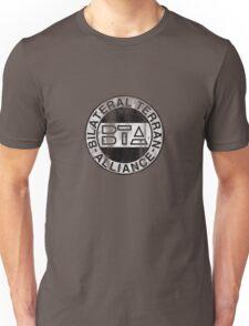 Bilateral Terran Alliance Unisex T-Shirt