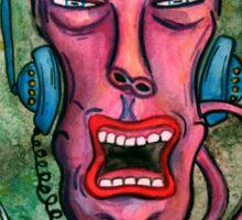 DJ Genie Sticker
