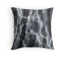 Abstractions of the sea Throw Pillow