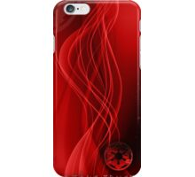 Sith Star Wars Red Space iPhone Case/Skin