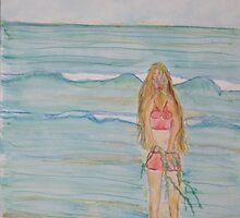 I saw a Mermaid Daytona Florida by eoconnor