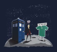 Doctor where? Kids Clothes