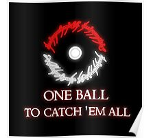 One ball to.. Poster