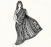sari by marianabeldi