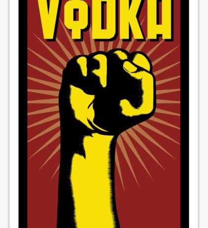 Vodka! Sticker
