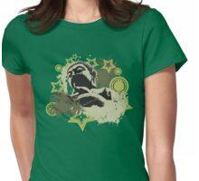 Urban Buddha Womens Fitted T-Shirt