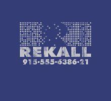 Rekall Distressed Unisex T-Shirt