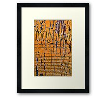 We the People... Framed Print