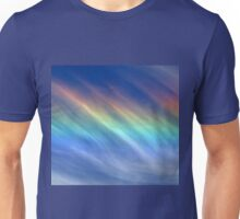 Wispy Cloud Rainbow Unisex T-Shirt