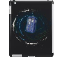 Space and Time and the Universe iPad Case/Skin