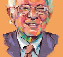 Bernie Sanders - 2016 Presidential Candidate by Cori Redford
