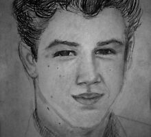 Nick Jonas by jodieewelsh