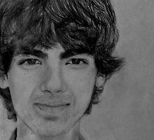 Joe Jonas by jodieewelsh