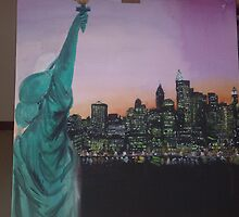 New York  by jodieewelsh