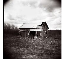 Still Standing Photographic Print