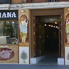 Triana (Sevilla Spain) restaurant front by fototaker