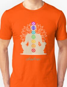 Chakras body Unisex T-Shirt