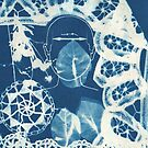 Cyanotype Human by signaturelaurel