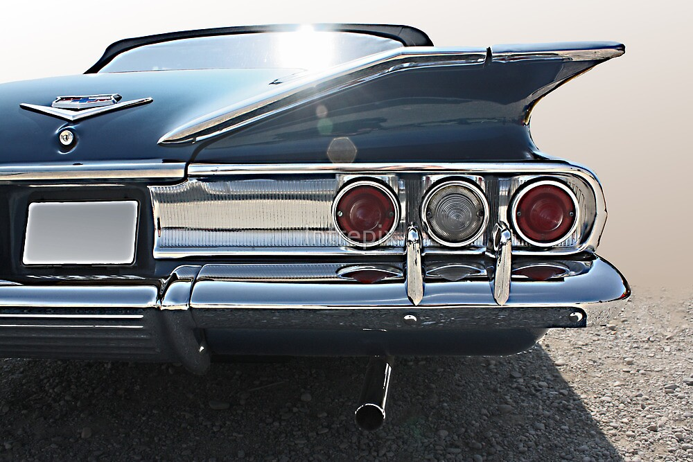 1960 Chevy Impala by Intrepix
