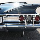 1960 Chevy Impala by Intrepix