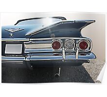 1960 Chevy Impala Poster