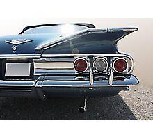 1960 Chevy Impala Photographic Print