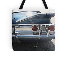 1960 Chevy Impala Tote Bag