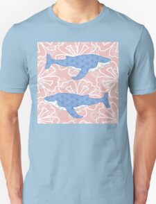 flower whale T-Shirt