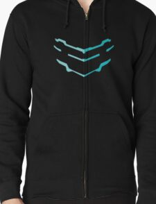 Deadly Space Deux Zipped Hoodie