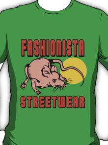 FASHIONISTA RAT RACE T-Shirt