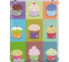 Cute cupcakes iPad Case/Skin