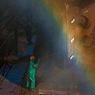 Under the rainbow by awefaul