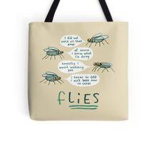 fLIES Tote Bag
