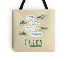 fLIES Tote Bag