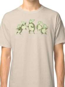 Dancing Turtles Classic T-Shirt