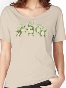 Dancing Turtles Women's Relaxed Fit T-Shirt