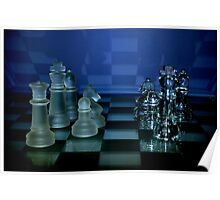 Chess Pieces - Poster