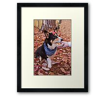 Great to See You! Framed Print
