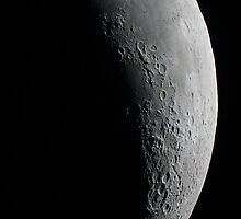 Moonlight Shadow by Johann Hurter