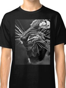 Bengal Tiger in B&W Classic T-Shirt