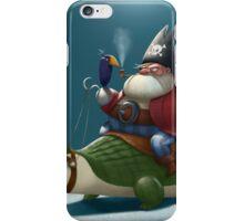 Captain Croc iPhone Case/Skin
