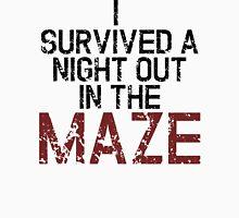 I survived the Maze Unisex T-Shirt