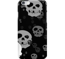 Skullies Everywhere! iPhone Case/Skin