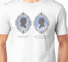 John Watson Cameo Unisex T-Shirt