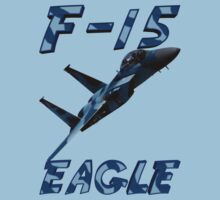 F15 Eagle in Aggressor Paint by flyoff
