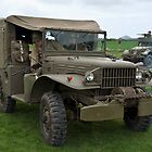 Dodge Weapons Carrier by Peter Lawrie