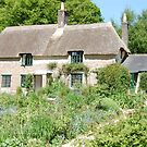 Thomas Hardy's Cottage by Paul Morley