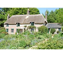 Thomas Hardy's Cottage Photographic Print