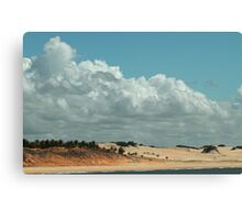 Greetings From Brazil  Canvas Print